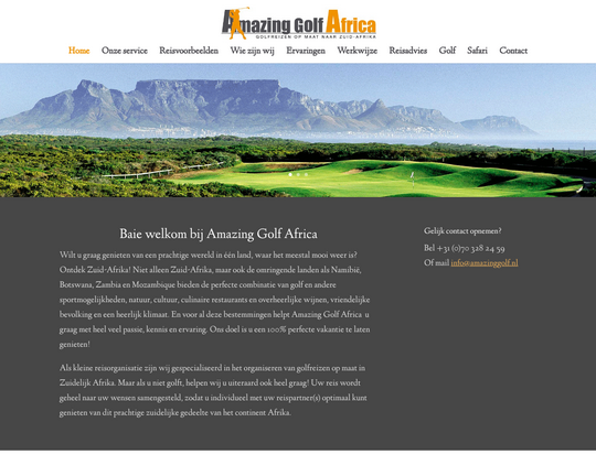 Amazing Golf Africa Logo