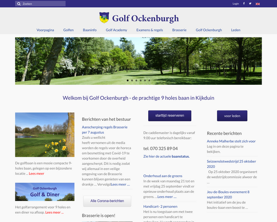Golf Ockenburgh
